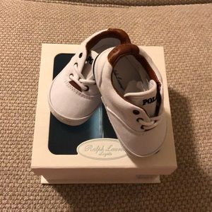 Ralph Lauren Layette Baby Shoes